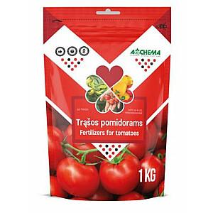 Mēslojums tomātiem un paprikai 1kg