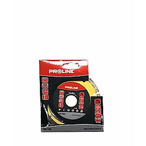 Dimanta disks PSG 125x22mm betonam Proline