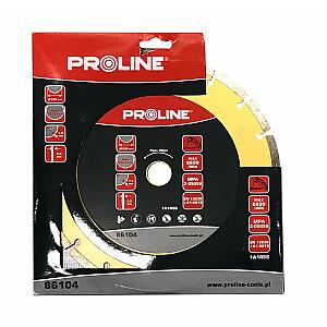 Dimanta disks PSG 230x22mm betonam Proline