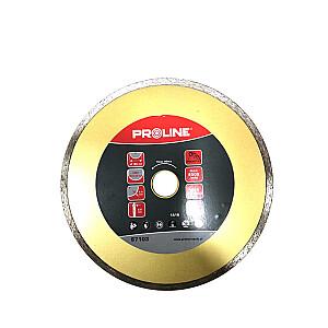 Dimanta disks PCN 180x22mm flīzēm Proline