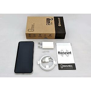 IPHONE X 64GB/SILVER RND-P10264 APPLE RENEWD