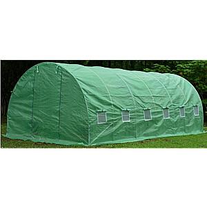 Siltumnīca Besk 600x300x200cm plēves zaļa