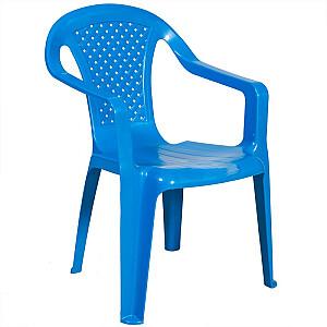 Krēsls bērnu 38x38x52cm Camelia zils