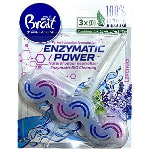 WC bloks 45g Brait Enzymatic Lavender