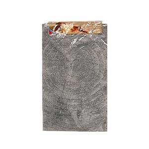 Vannas istabas paklājs 50x0.4x80cm, pelēks