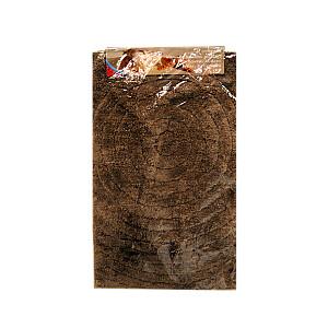 Vannas istabas paklājs 50x0.4x80cm, krēmbalts