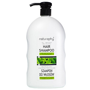Šampūns 1000ml nātru lapu ekstrakts