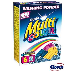 Veļas pulveris 600g Multicolor
