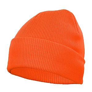 Cepure silta oranža akrila