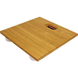 Svari personālie digitālie 180kg bambusa