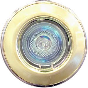 Ieb.lampa OH114 misiņa/ hromēta