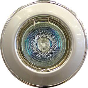 Ieb.lampa OH114 pelēks/ hromēts
