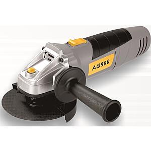 Leņķa slīpmašīna AG500 115mm 500W (6)