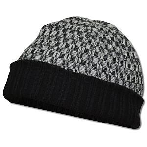 Cepure silta dubulta akrila