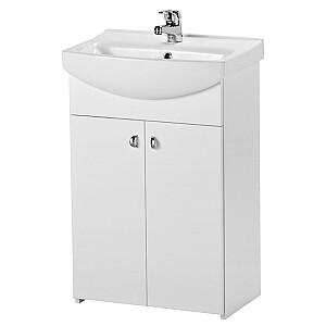 Skapītis vannas istabai Cersania 50CM ar izlietni