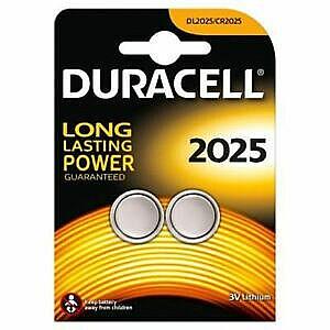 Baterija Duracell CR2025 2gb