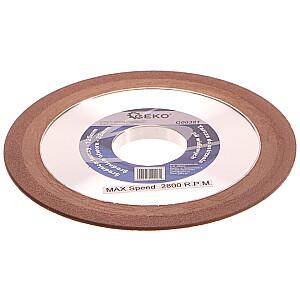 Dimanta disks zāģripas asināš. 125x10x32x8mm