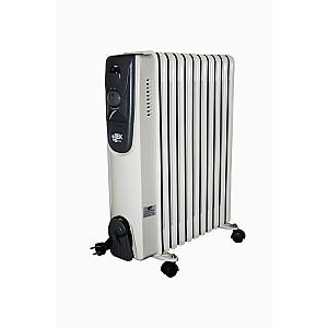 Eļļas radiators 11 sekcijas 2000W