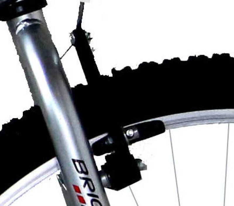 """Vīriešu kalnu velosipēds Frejus MTB MAN – Silver (Rata izmērs: 26"""")"""