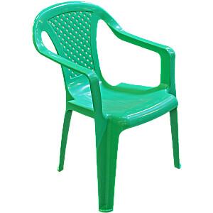 Krēsls bērnu 38x38x52cm Camelia zaļš