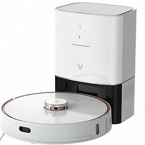 VACUUM CLEANER ROBOT VIOMI S9/WHITE V-RVCLMD28A XIAOMI