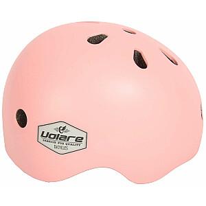 Aizsargķivere Volare Light Pink - 45-51 cm