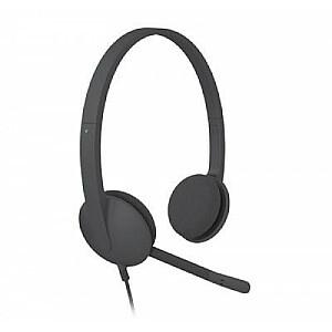 HEADSET USB H340/981-000475 LOGITECH