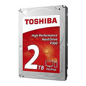 "Toshiba P300 2TB 3,5 ""SATA III disks (HDWD120UZSVA)"